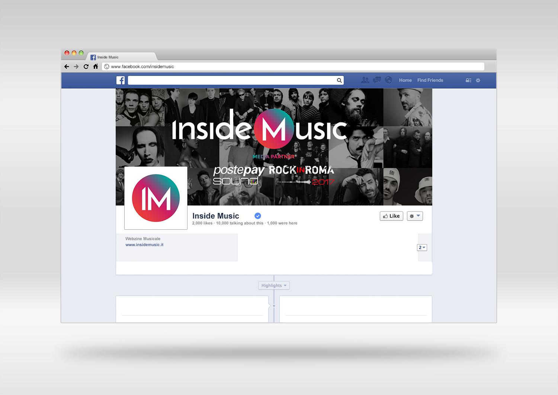 Gestione e formazione per i canali social di Inside Music