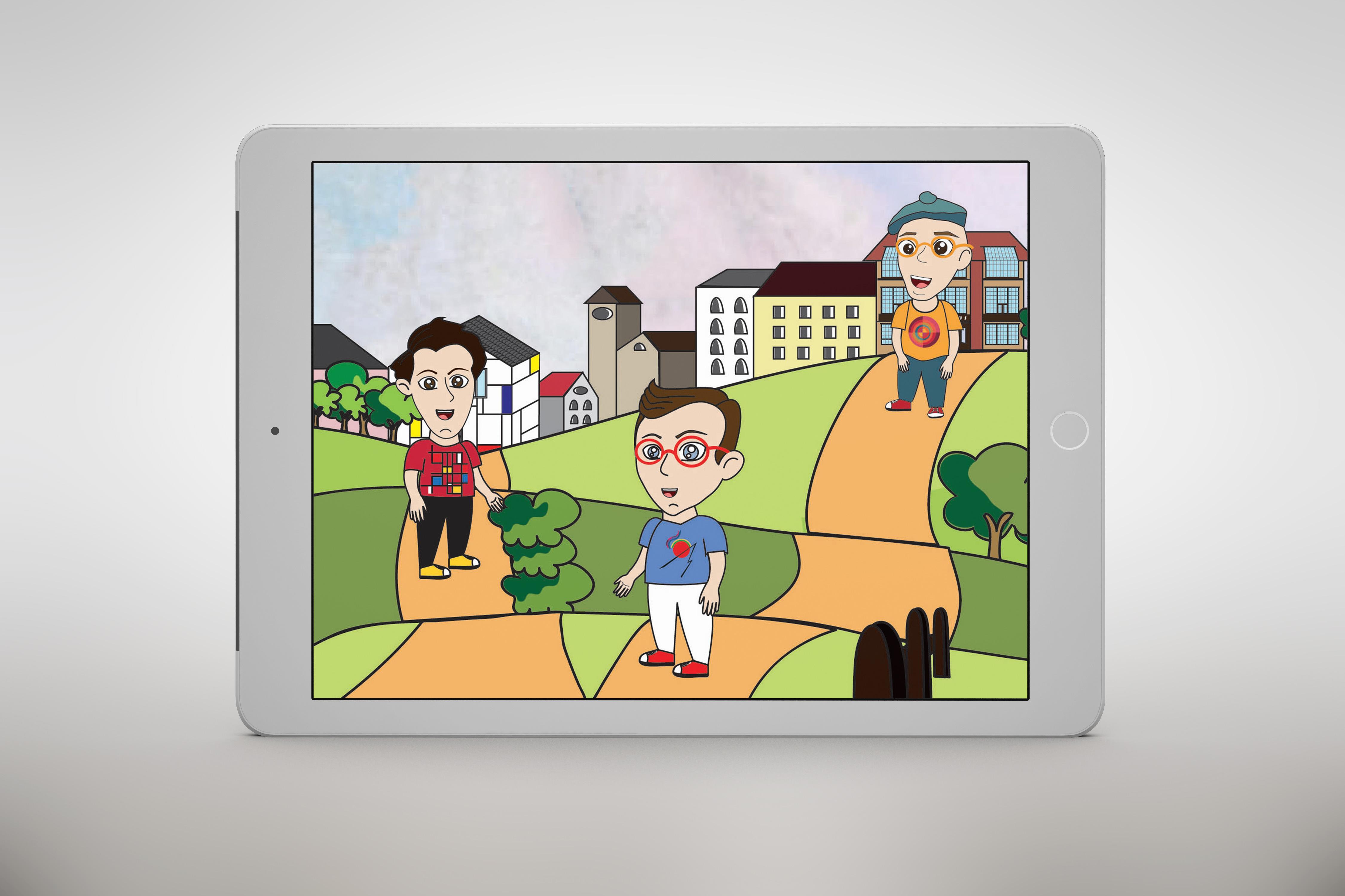 ART-oon. L'arte contemporanea a misura di bambino