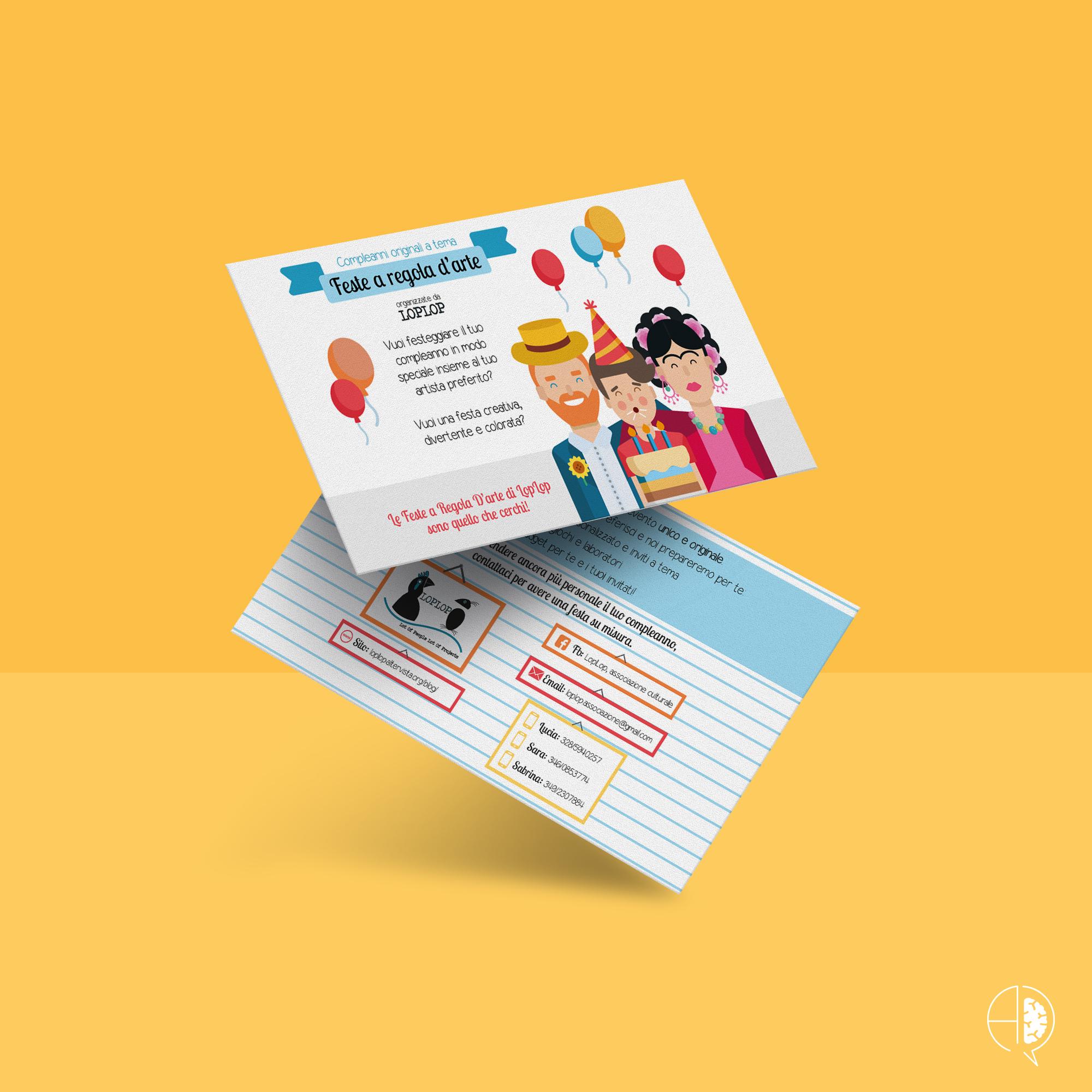 Cartoline per Associazione Culturale per la Triennale di Milano 2018