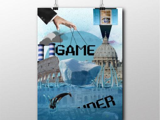 Poster Game Under per Posterheroes