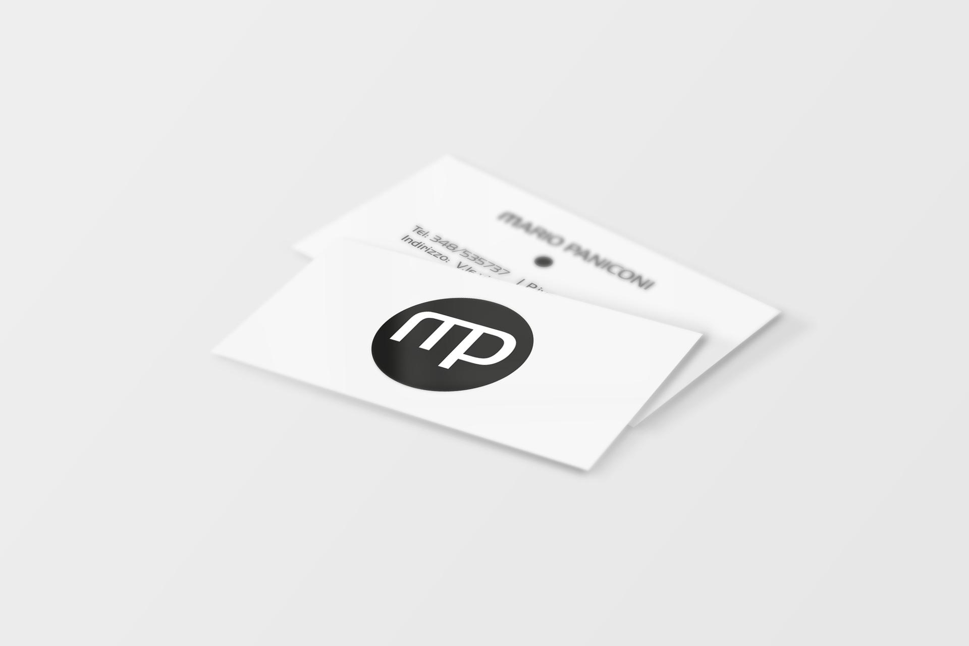 Logo e biglietti da visita libero professionista