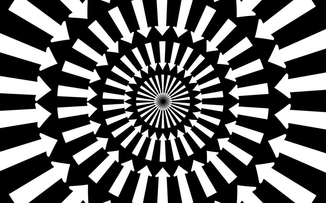 Come sfruttare la posizione di punti e linee per ottenere la massima attrazione visiva