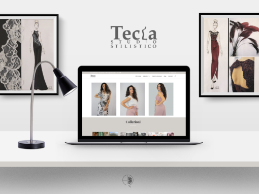 Web Design per Tecla Studio Stilistico