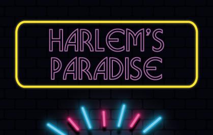 Flyer Harlem's Paradise